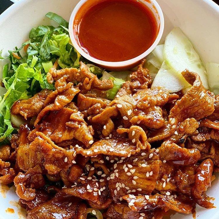 Chilgogi Korean BBQ: 9666 E Arapahoe Rd, Greenwood Village, CO