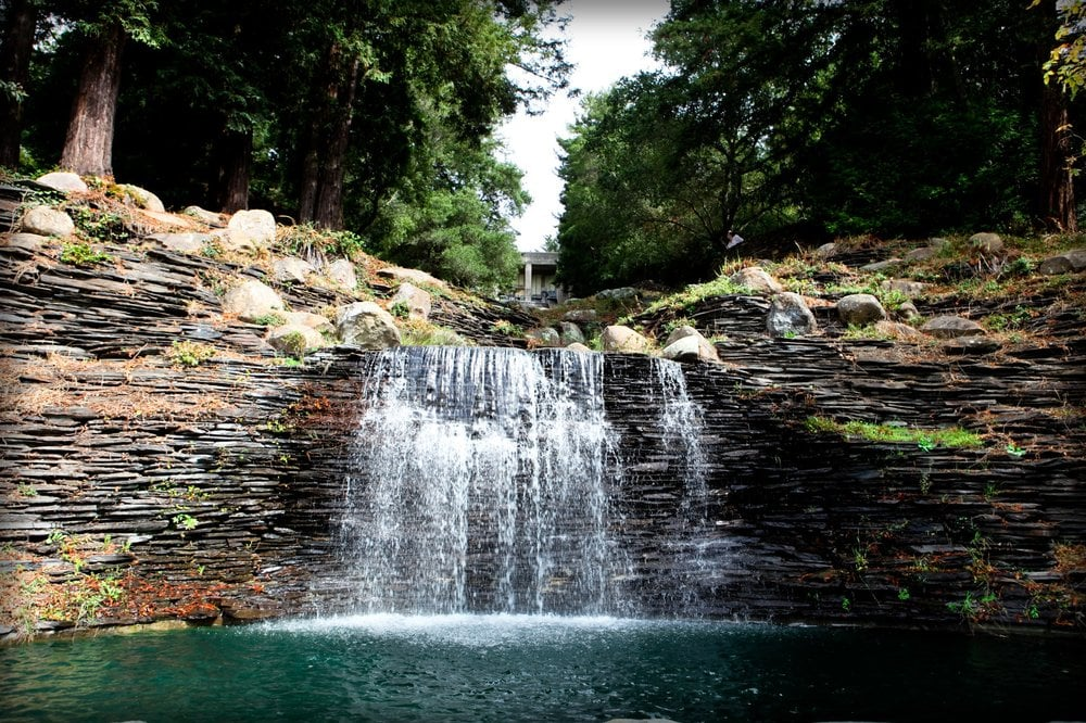 Photo Of Destined For Hiness Campbell Ca United States The Waterfall At