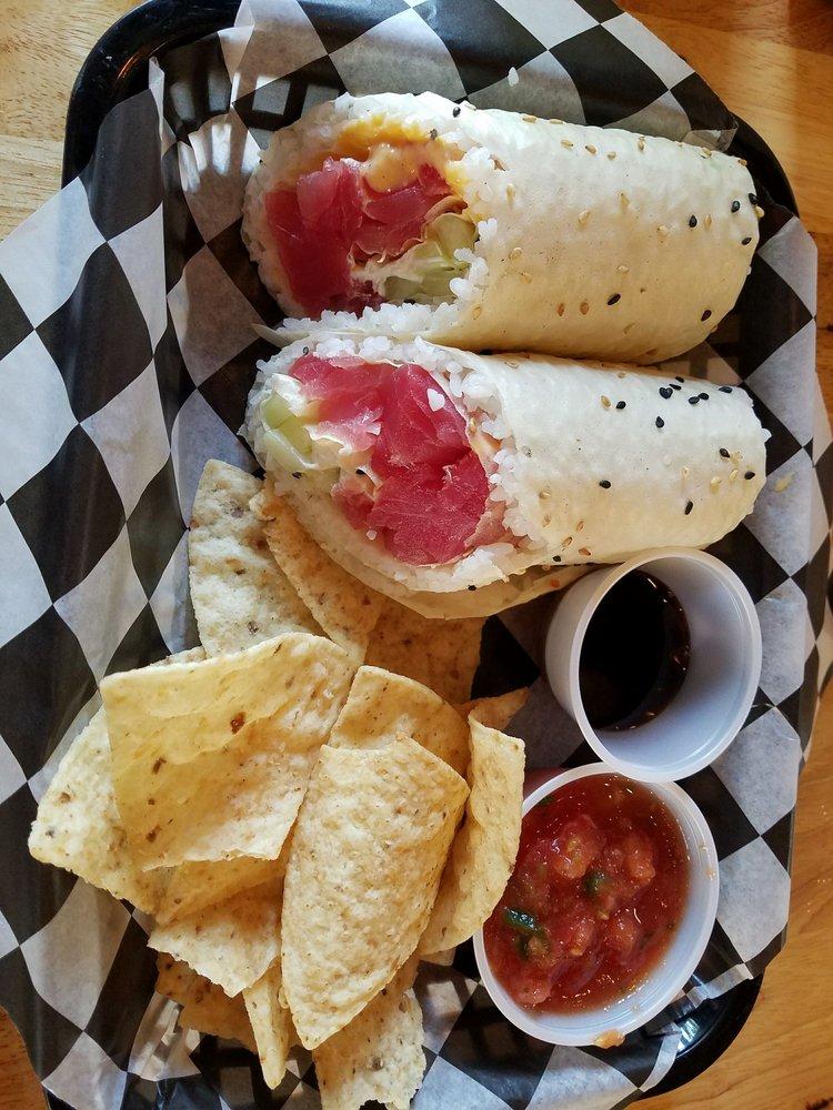 Food from Wasabi Juan's