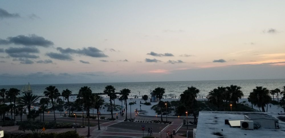 Beachwalk Inn: 355 S Gulfview Blvd, Clearwater, FL