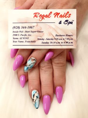 Regal Nails 2900 S Pacific Ave Yuma, AZ Manicurists - MapQuest