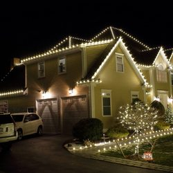 Photo Of A To Z Christmas Lights Bourne Ma United States