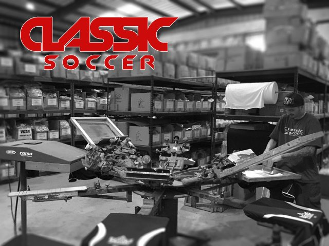 Classic Soccer & Screen Printing: 10475 14th Ave, Armona, CA