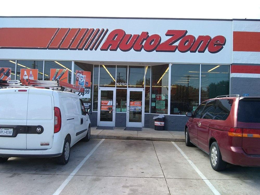 Autozone texas : 5 seasons brewing co