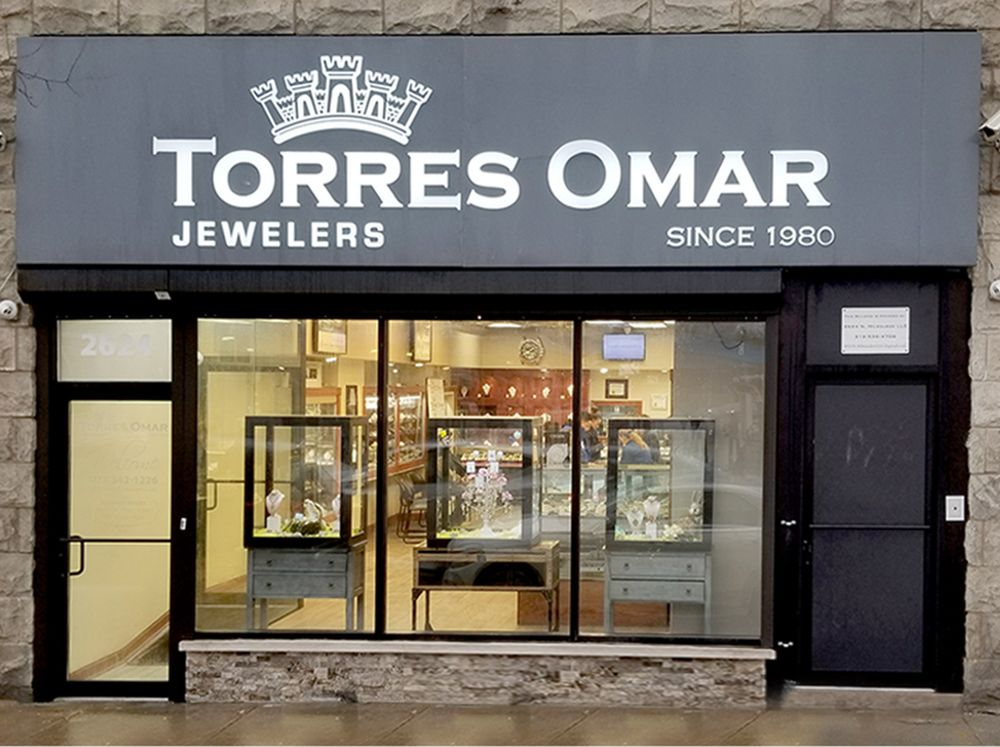 Torres Omar Jewelers: 2624 N Milwaukee Ave, Chicago, IL