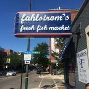 Fahlstrom s fresh fish market 144 photos 224 reviews for Fish market chicago