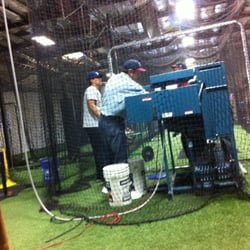 G1 Indoor Batting Cages & Clay Mound - Stadiums & Arenas - 10096 ...