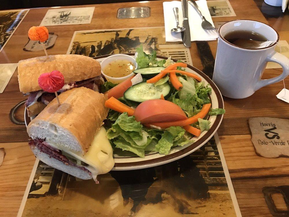 Redwood Cafe: 1206 Main St, Fortuna, CA