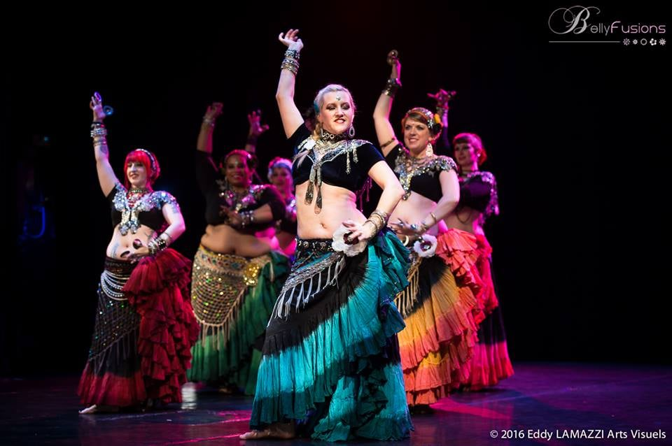 Tamarind Tribal Belly Dance