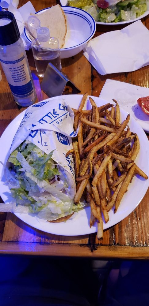 Little Greek Restaurant: 10801 Starkey Rd, Largo, FL