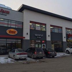 Photo Of Pure Platinum Spa And Salon Edmonton Ab Canada