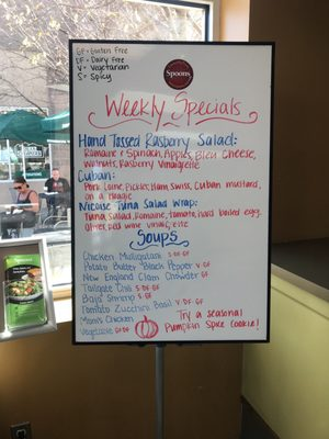 Spoons - Soups, Salads & Sandwiches - Fort Collins - 2019