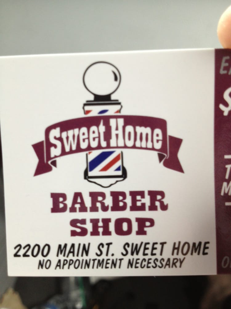 Sweet Home Barber Shop: 2200 Main St, Sweet Home, OR