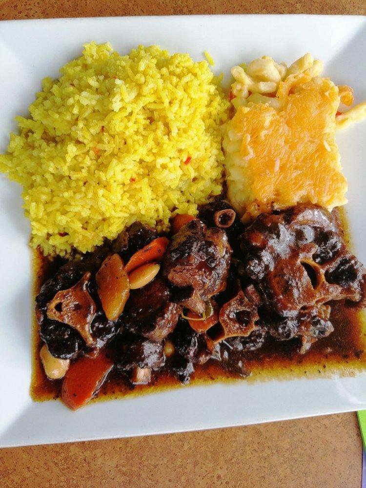 Food from Better Taste Jamaican Restaurant