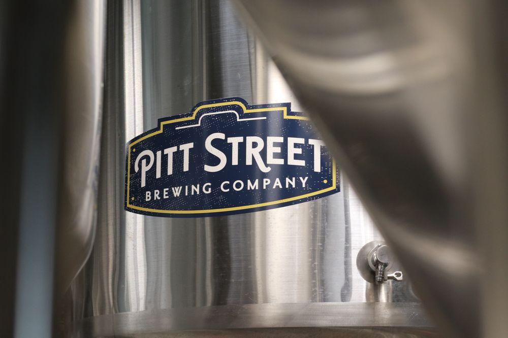 Pitt Street Brewing Company: 630 S Pitt St, Greenville, NC