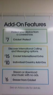 Cricket Wireless Authorized Retailer 7011 Katella Ave