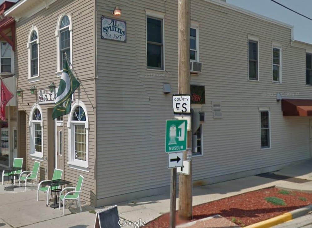 Al Smith's Saloon: 2878 Main St, East Troy, WI