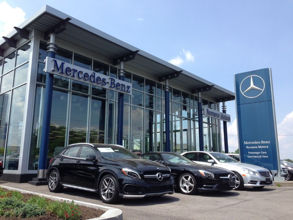 Mercedes benz of syracuse dealerships 5433 n burdick for Syracuse mercedes benz dealers