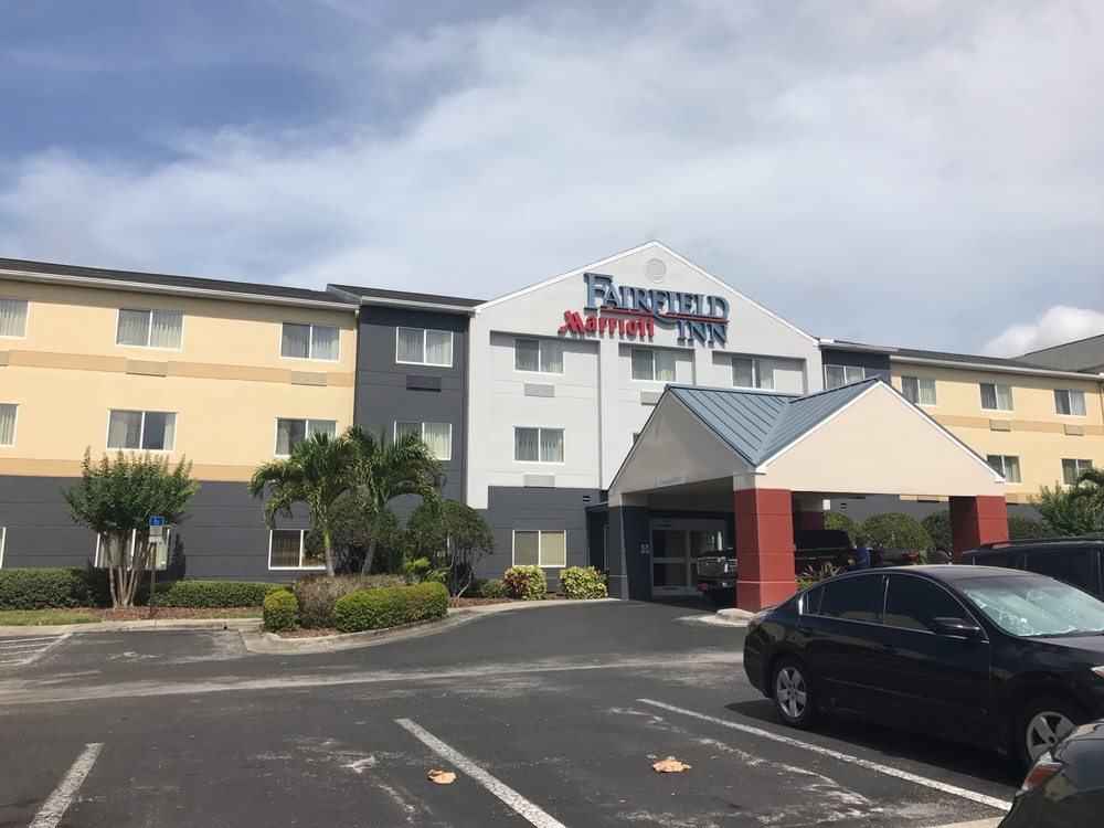 Fairfield Inn St. Petersburg Clearwater: 3211 Executive Dr, Clearwater, FL