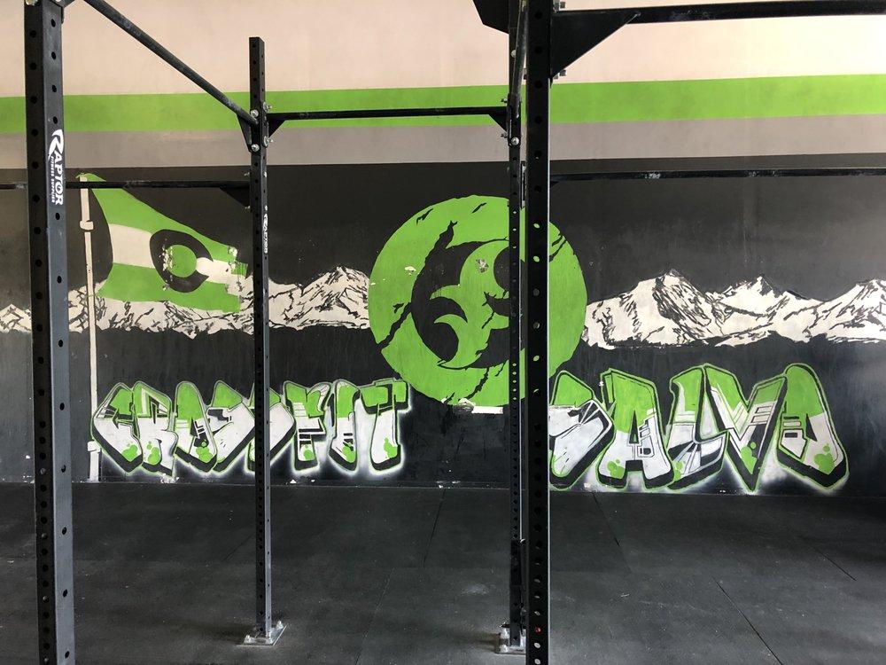 CrossFit Salvo: 975 Platte River Blvd, Brighton, CO