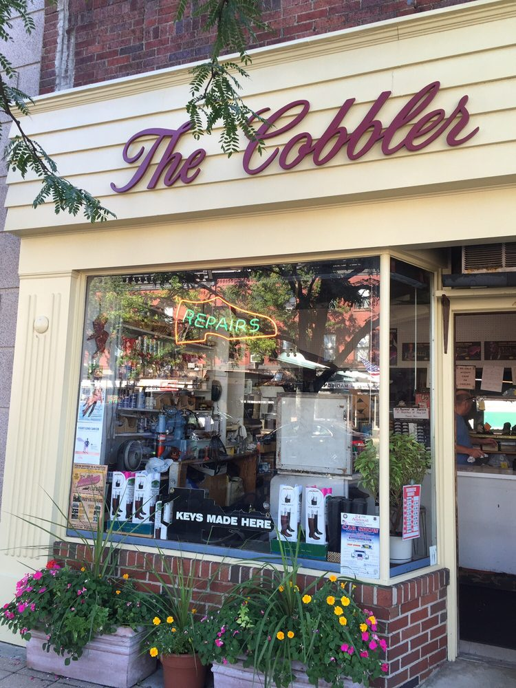 The Cobbler Shop: 24 Waverly Pl, Madison, NJ
