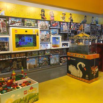 The LEGO Store - 10 Photos - Toy Stores - 1260 Annapolis Mall ...