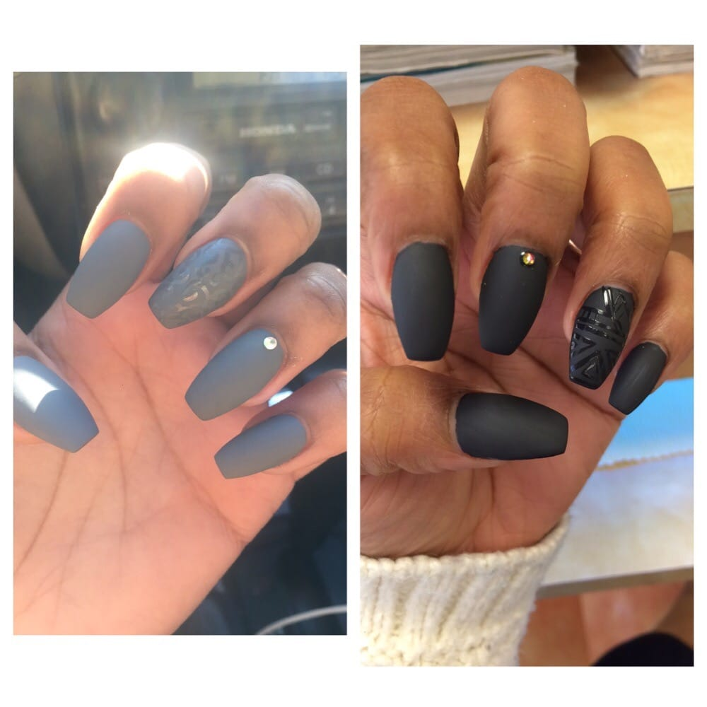 Matte Light Grey And Dark Grey Yelp