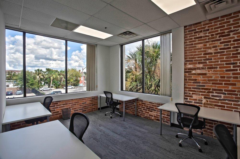 Novel Coworking Groover-Stewart Building: 25 N Market St, Jacksonville, FL