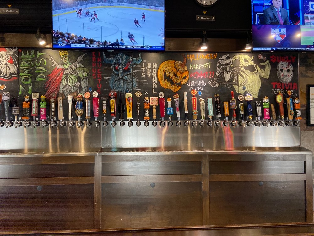 Global Brew Tap House: 455 Regency Park, O'fallon, IL