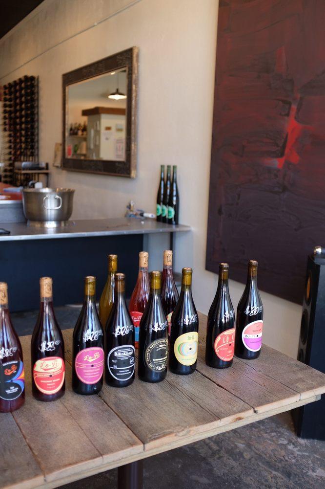Lo-Fi Wines: 448 Bell St, Los Alamos, CA