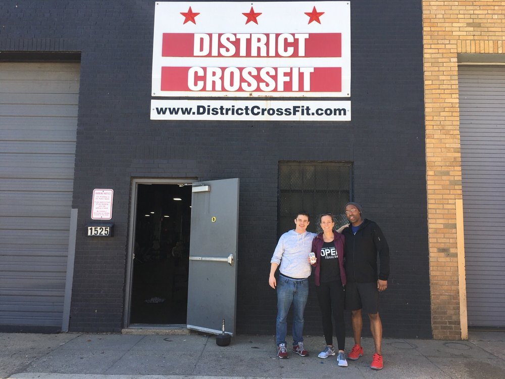 District CrossFit SW