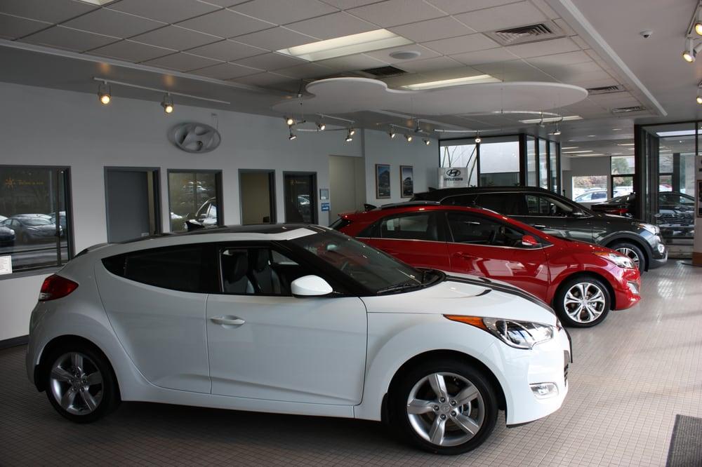 Hyundai of portland 23 photos 51 reviews garages for Garage hyundai saint fons