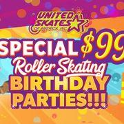 United Skates of America Roller Skating Center - 12 Reviews