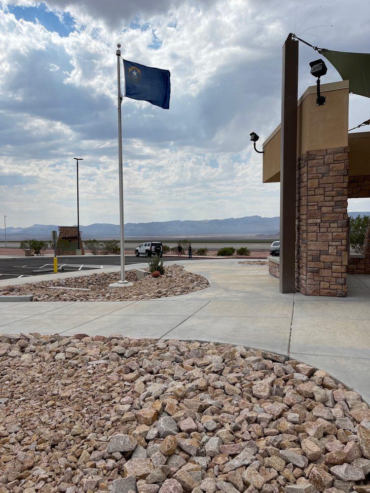 Southern Nevada Visitors Center: Veterans Memorial Hwy, Cal-Nev-Ari, NV