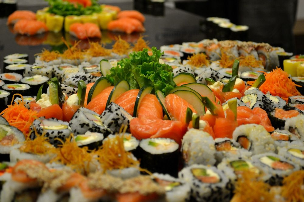 Feng Lz Hibachi Sushi & Bar