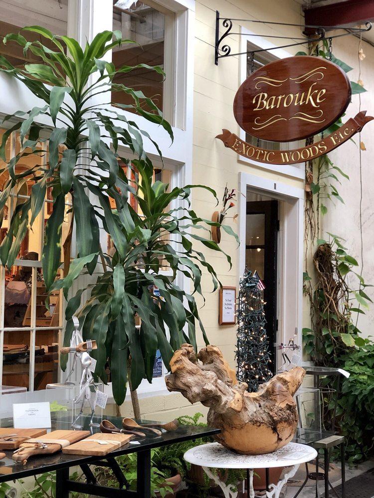 Barouke Exotic Woods Inc