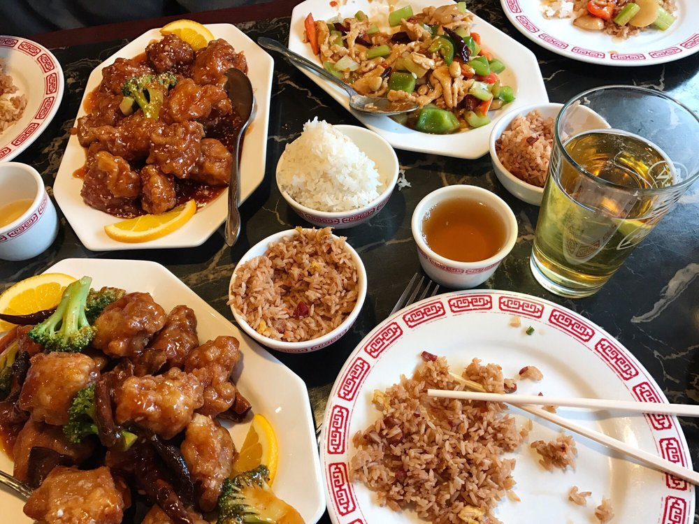 Dynasty Chinese Restaurant: 380 E Washington St, Sequim, WA