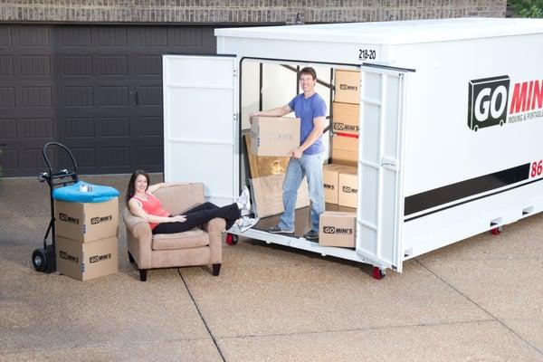 Photo Of Go Mini S Moving And Portable Storage Owensboro Ky United States