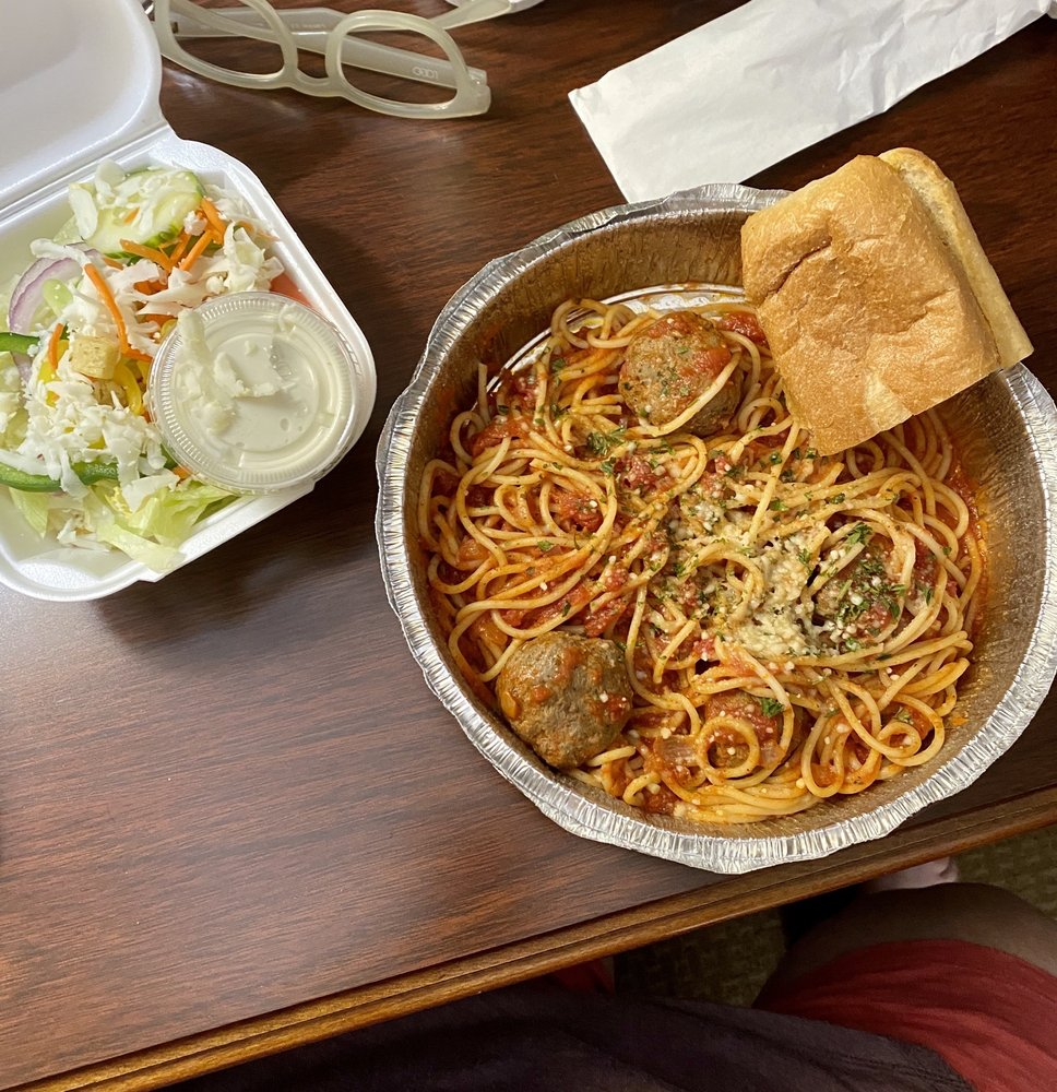 Casablanca Italian Restaurant: 763 Ritter Dr, Beaver, WV