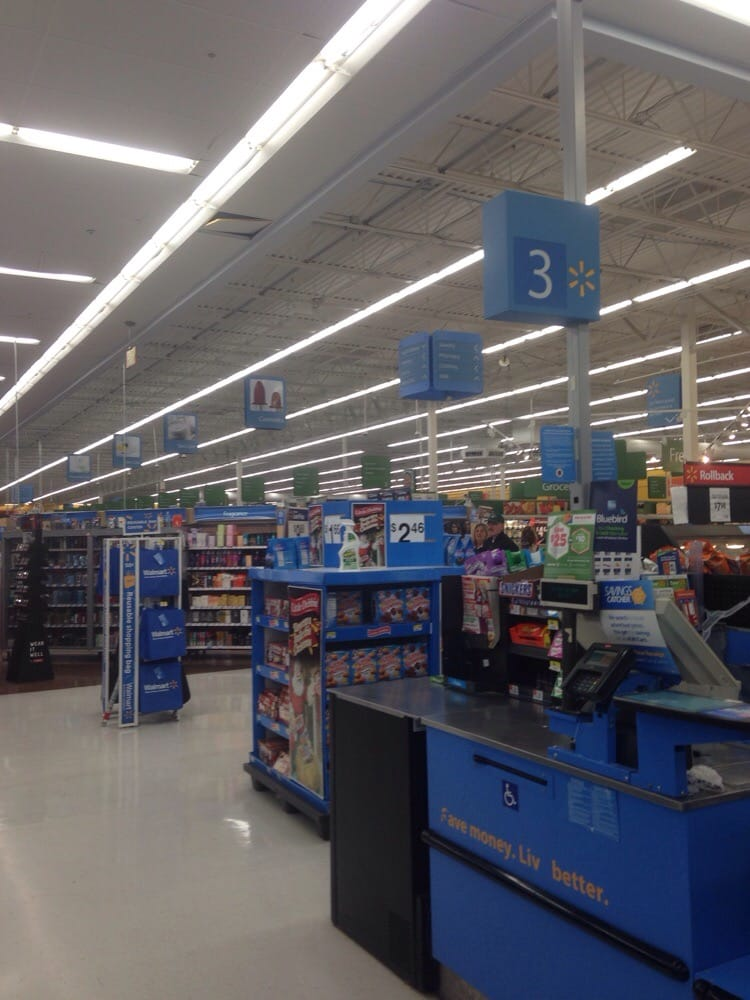 Walmart Supercenter - 10 Photos - Department Stores ...