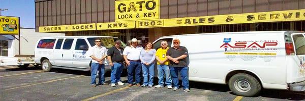 Photo Of Gato Lock Key Odessa Tx United States