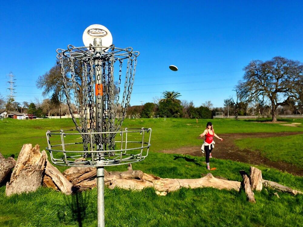 Mackey Disc Golf Course