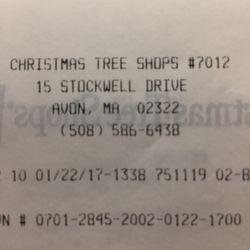 Superb Photo Of Christmas Tree Shops   Avon, MA, United States. Christmas Tree  Shops