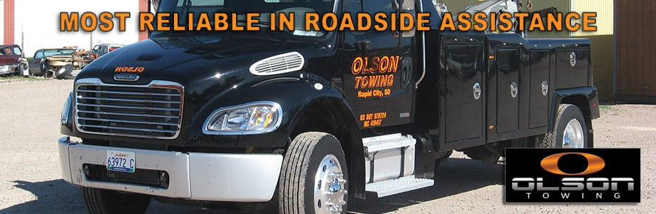 Olson Towing: 1329 Seger Dr, Rapid City, SD