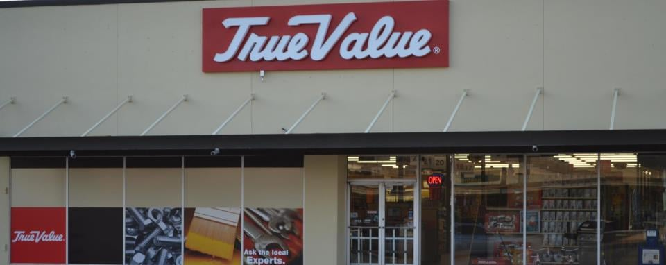 Troup True Value: 105 W Sinton St, Sinton, TX