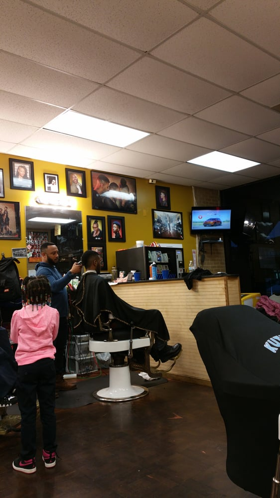 Kutz By Kelvin Barbershop: 85 Yost Pl, Capitol Heights, MD