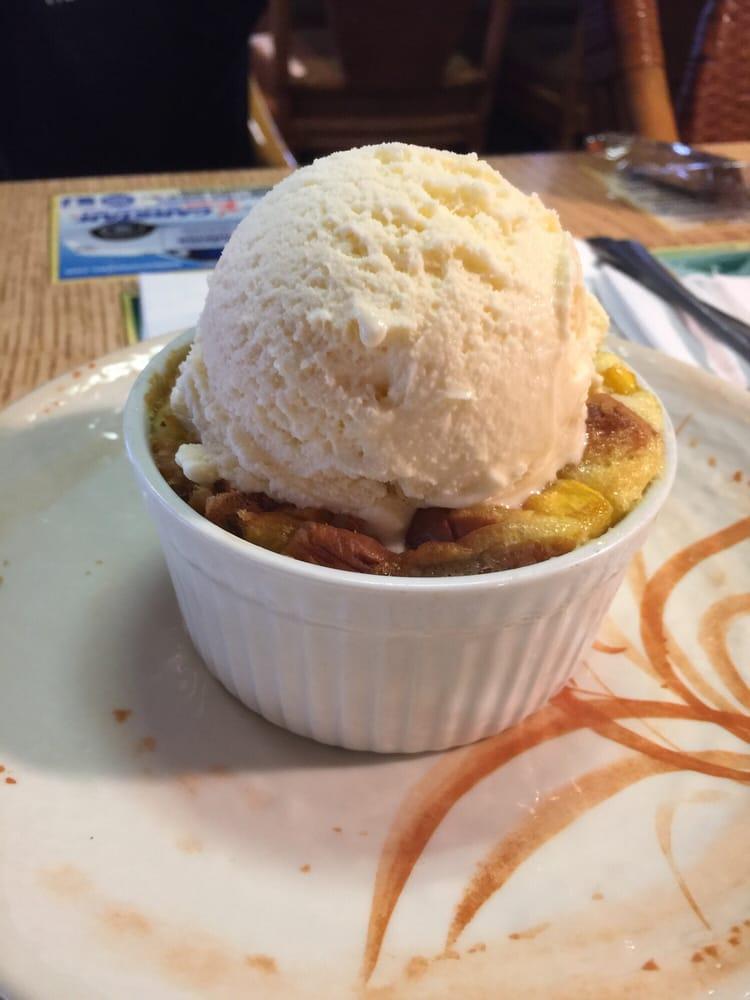 Mango bread pudding - Yelp