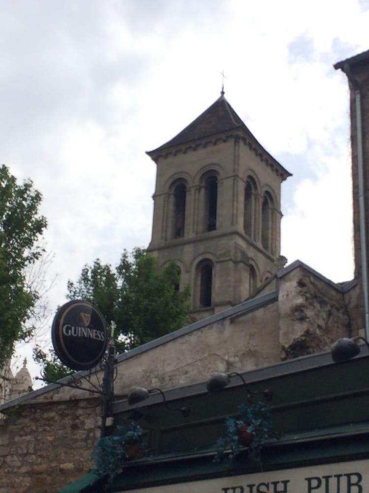eglise saint pierre de montmartre 10 photos churches 2 rue mont cenis montmartre paris. Black Bedroom Furniture Sets. Home Design Ideas