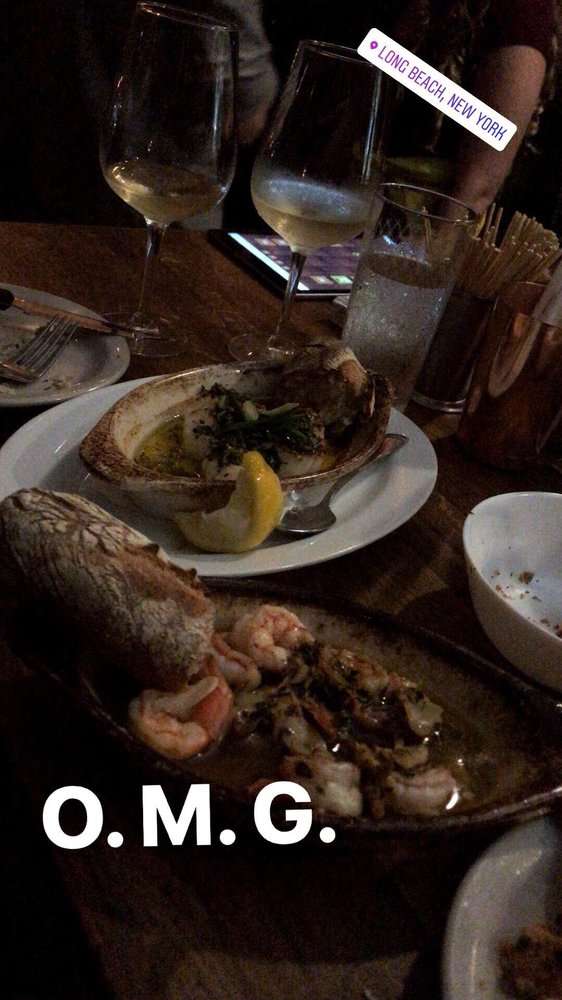 Lost At Sea 16 Reviews Seafood 888 W Beech St Long Beach Ny Restaurant Phone Number Last Updated December 2018 Yelp