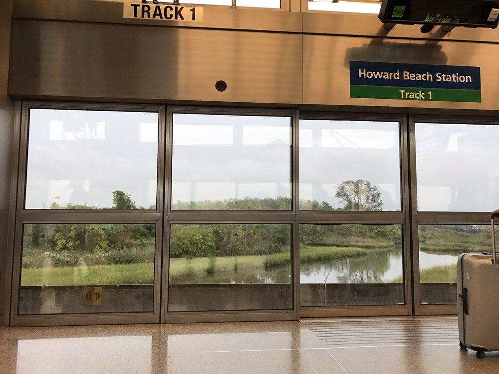 Howard Beach Jfk Airport A Train Ind Rockaway Line